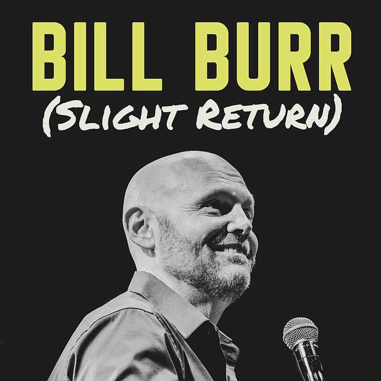 Bill Burr to Play Canada on 2022 North American Tour
