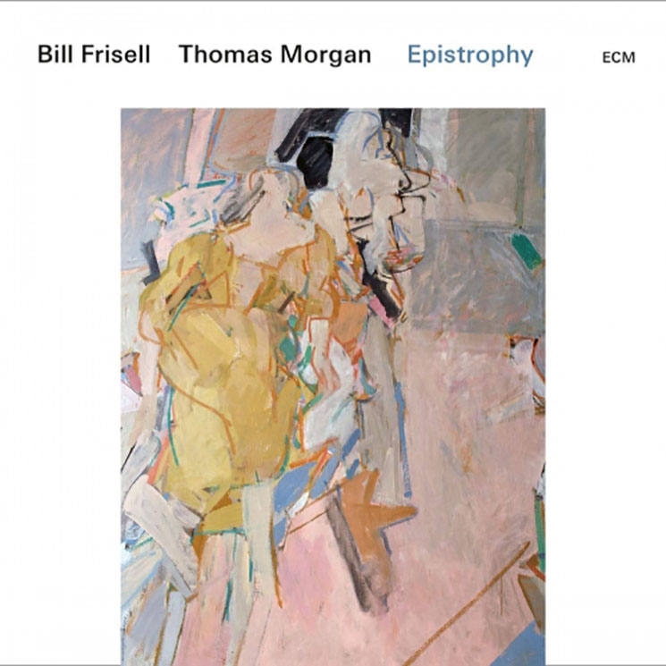 Bill Frisell and Thomas Morgan Epistrophy