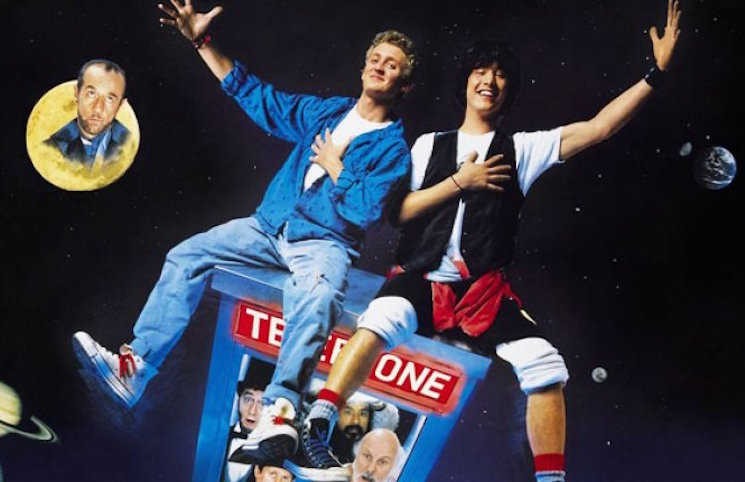 Keanu Reeves, Alex Winter reuniting for 'Bill & Ted 3'