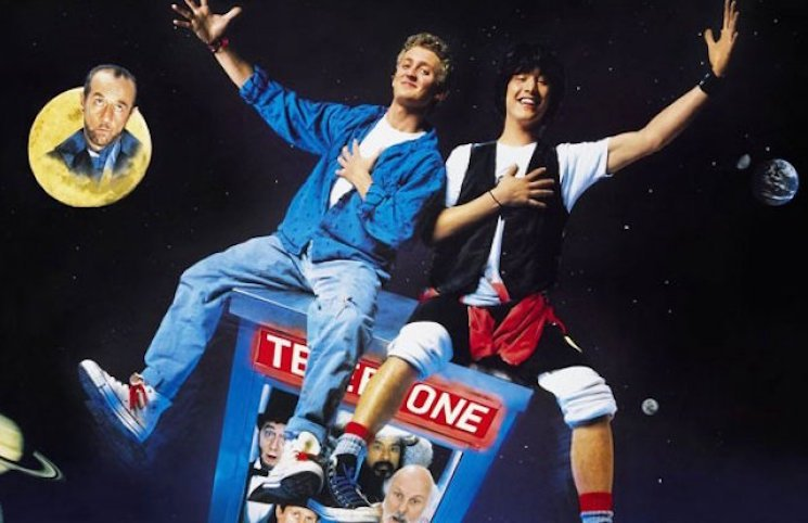 New Bill & Ted movie coming! (Keanu Reeves & Alex Winter included)