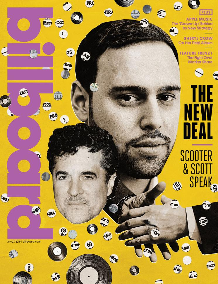 ​Scooter Braun and Scott Borchetta Speak About New Deal for First Time Since Taylor Swift Blasted Them