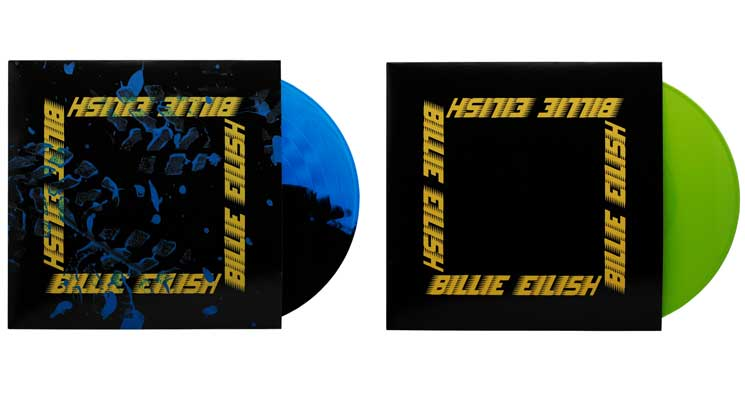Here Is Billie Eilish's Fancy Third Man Vinyl That You're Likely Never Going to Be Able to Own