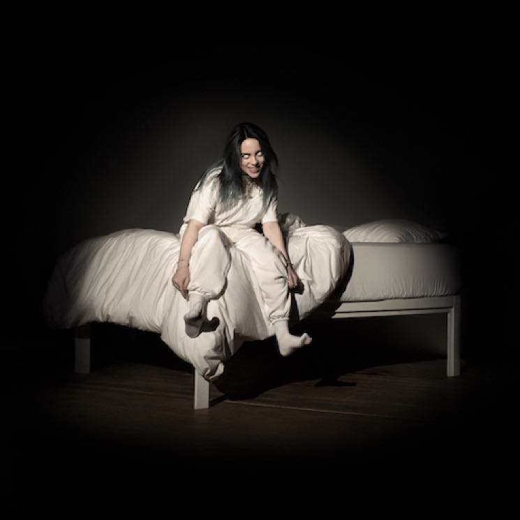Billie Eilish When We All Fall Asleep, Where Do We Go?