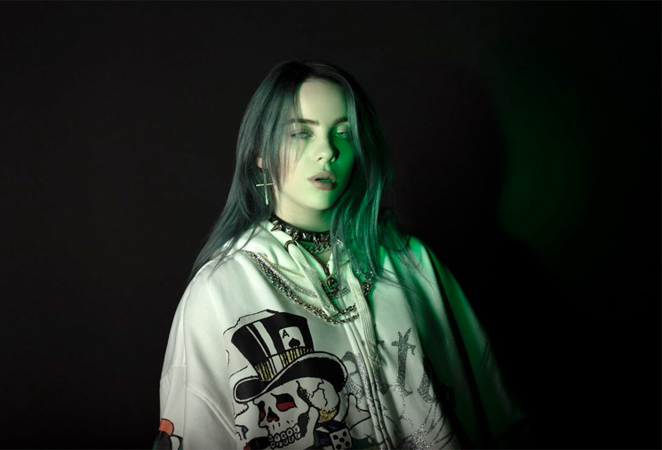 "Billie Eilish Announces ""WHERE DO WE GO? WORLD TOUR"""