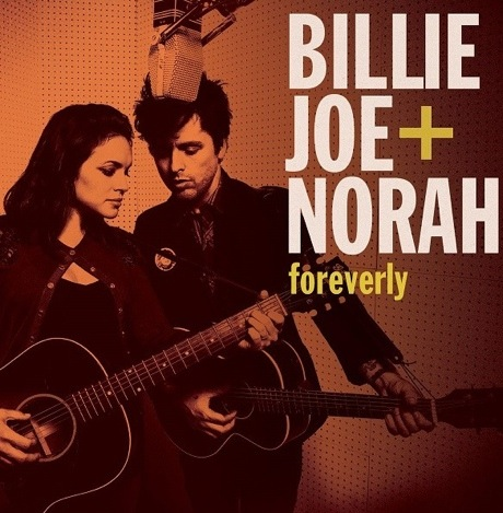 Norah Jones and Billie Joe Armstrong 'Foreverly' (album stream)