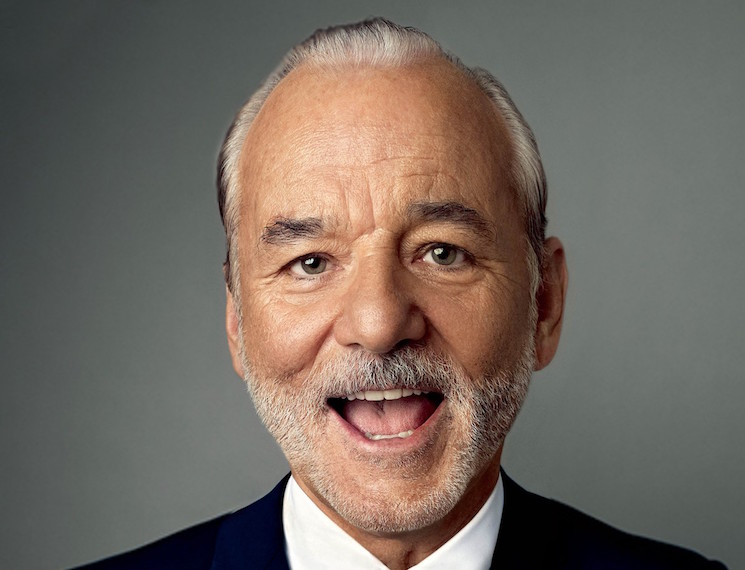 Bill Murray Offers to Replace Fans Cell Phones After Throwing Them Off a Roof