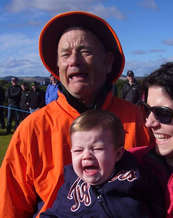Is This a Facebook Photo of Bill Murray or Tom Hanks?