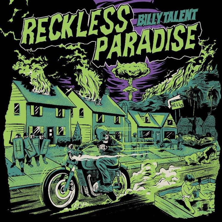 "​Billy Talent Unleash New Single ""Reckless Paradise"""