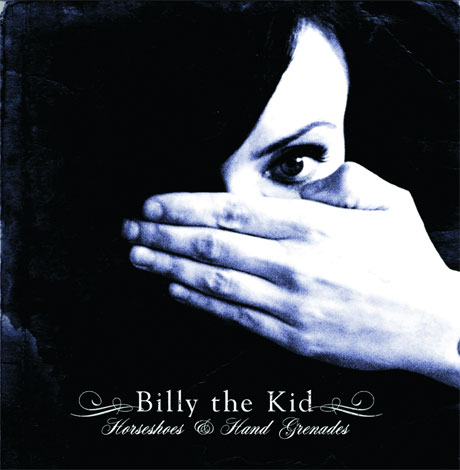 Billy the Kid Announces Frank Turner-produced LP 'Horseshoes & Hand Grenades'