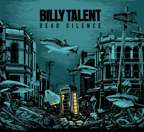 Billy Talent 'Dead Silence' (album stream)