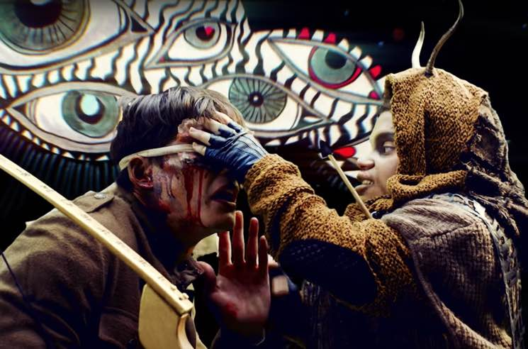 Watch Billy Corgan's 40-Minute 'Pillbox' Film
