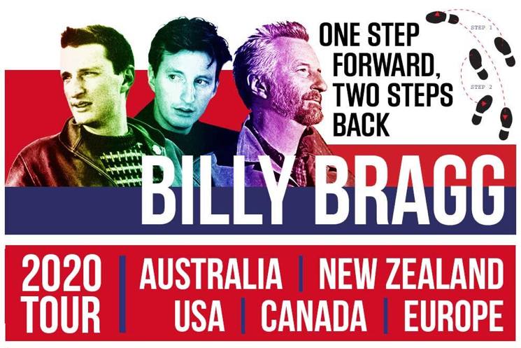 Billy Bragg Is Coming to Vancouver for Three Nights