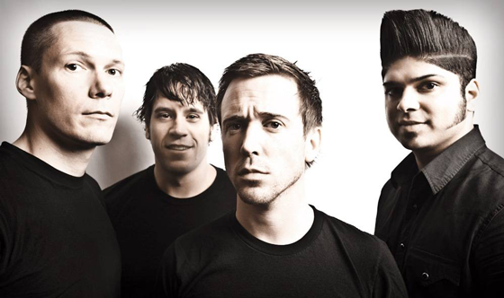 Billy Talent Clarify Photo with Ontario Cabinet Minister Lisa MacLeod
