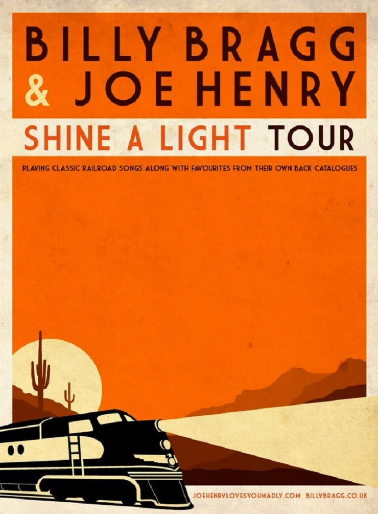 Billy Bragg and Joe Henry Bring 'Shine a Light' Tour to Toronto