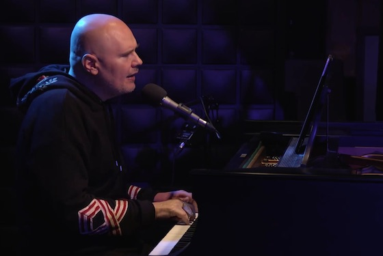 Watch Billy Corgan Cover Neil Young's 'After the Goldrush'