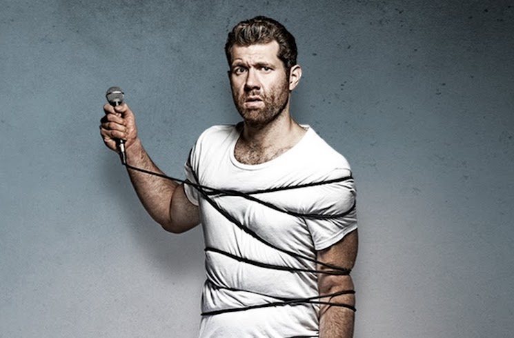 Billy Eichner Will Star in a Romantic Comedy Produced by Judd Apatow