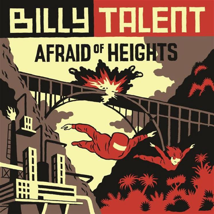 Billy Talent Announce 'Afraid of Heights' LP, Share Title Track
