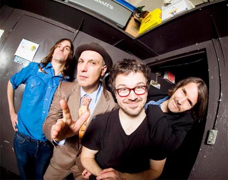 Dave Bidini's Bidiniband Reveal 'In the Rock Hall'