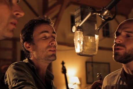 Andrew Bird 'Three White Horses' (video)