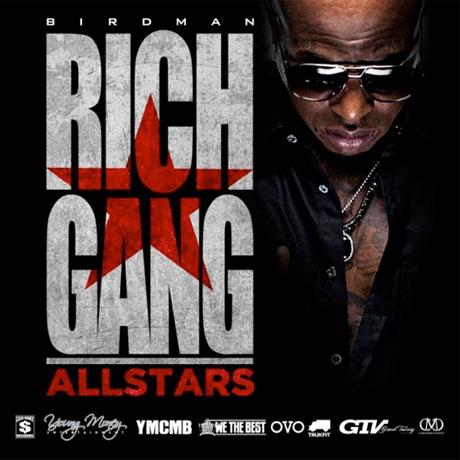 Birdman 'Rich Gang: All Stars' (mixtape)