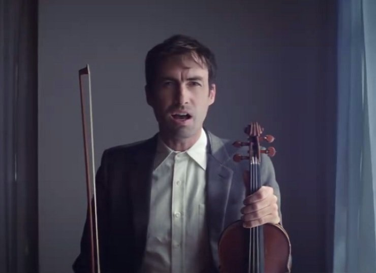 Andrew Bird 'Left Hand Kisses' (ft. Fiona Apple) (video)