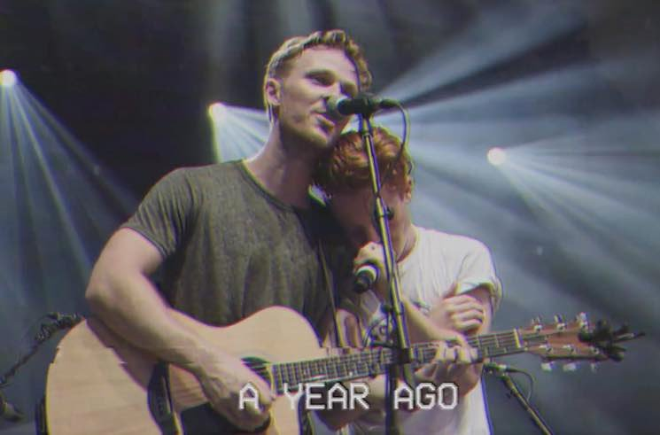 ​Birds of Bellwoods Look Back in 'A Year Ago' Video