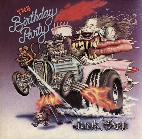 The Birthday Party's 'Junkyard' Gets 30th Anniversary Reissue