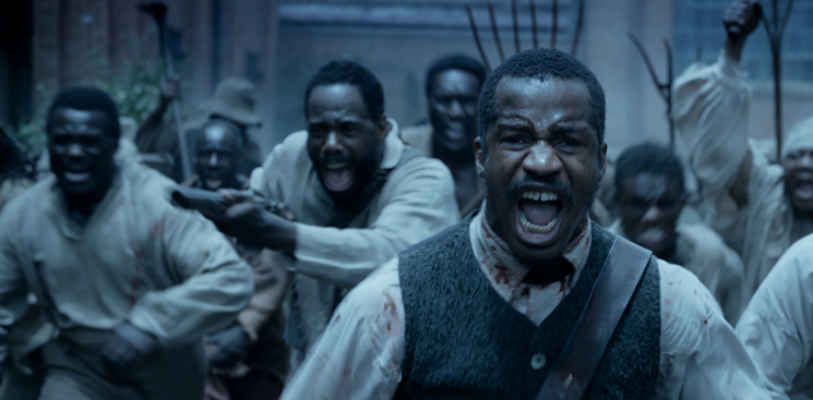 The Birth of a Nation Directed by Nate Parker