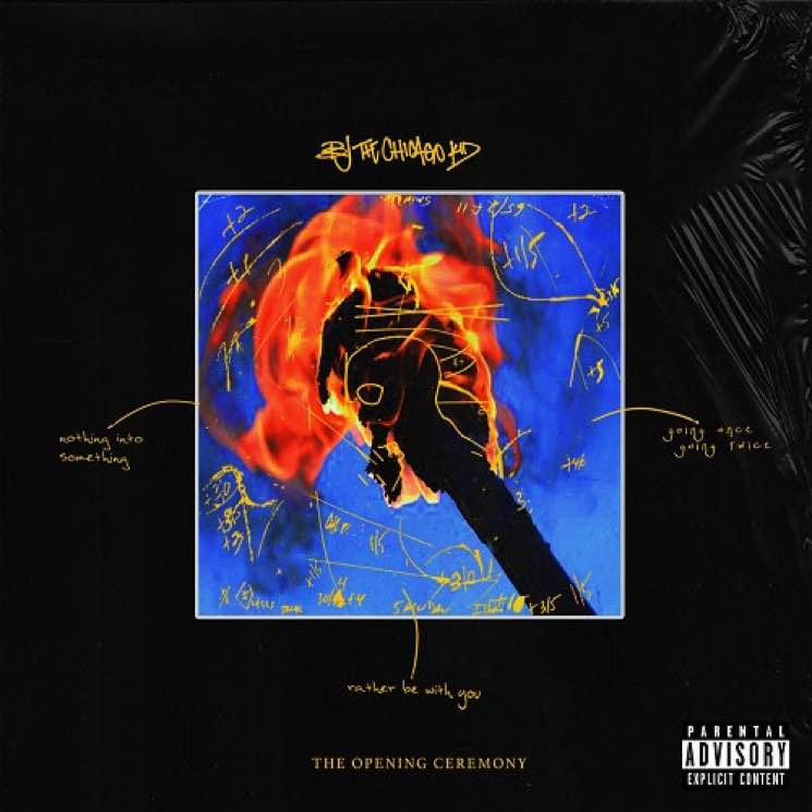 BJ the Chicago Kid 'The Opening Ceremony' (EP stream)
