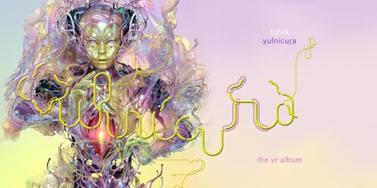 Björk Re-Releasing 'Vulnicura' as a VR Experience