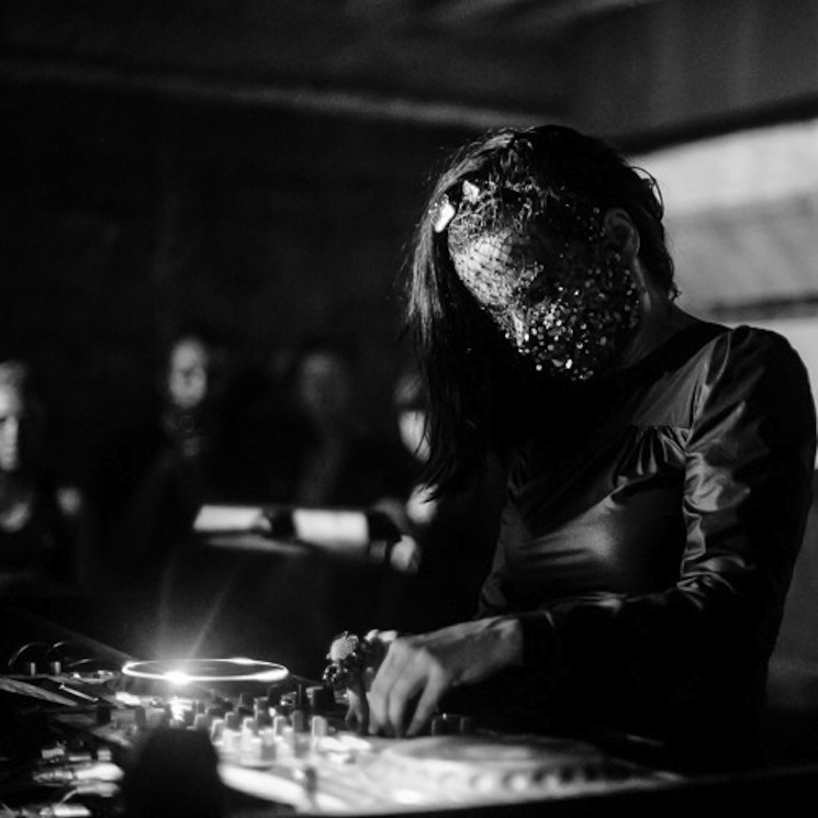 Björk 'Tri Angle Records Birthday DJ Set'