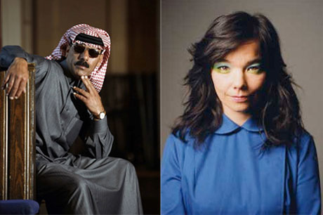 Björk and Omar Souleyman Team Up for Joint Release