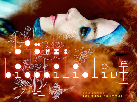 Björk's 'Biophilia' Treated to New Concert Film
