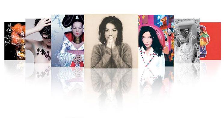 Björk's Back Catalogue Treated to Vinyl Reissue Series