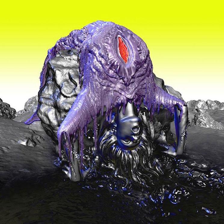 Björk Unveils WTF Artwork for Physical Version of 'Vulnicura'