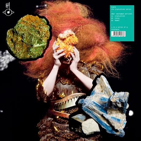 Björk Launches Remix Series with Matthew Herbert, Omar Souleyman