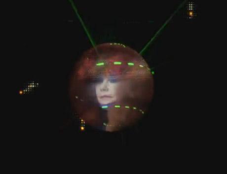 Björk 'Crystalline' (video) (dir. by Michel Gondry)