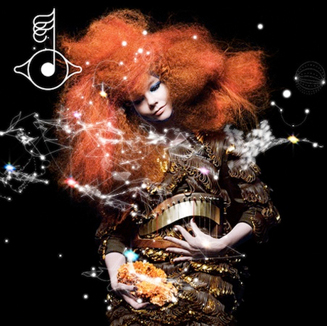 Björk Reveals 'Biophilia' Cover Art