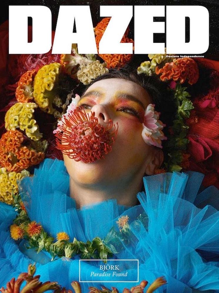 "Björk Calls Her New Record Her ""Tinder Album"""