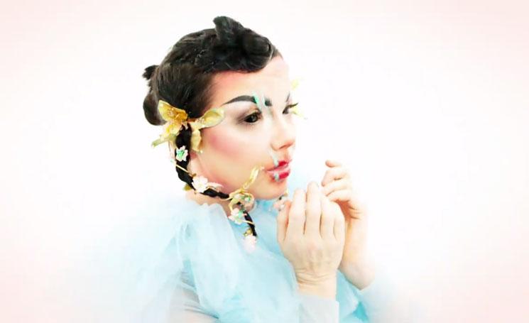 """Björk Shares Strikingly Minimal """"Blissing Me"""" Video"""