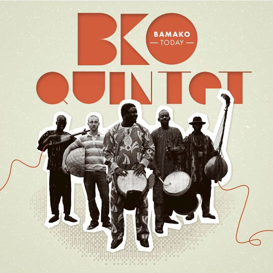 BKO Quintet Bamako Today