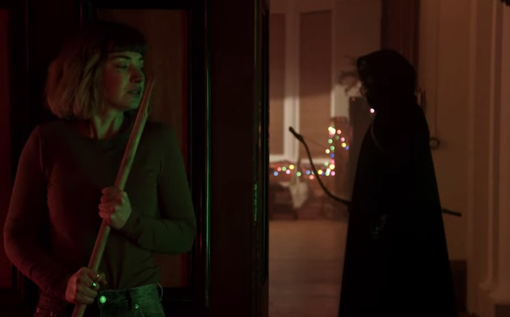 Imogen Poots Battles a Sorority Killer in the First Trailer for the 'Black Christmas' Reboot