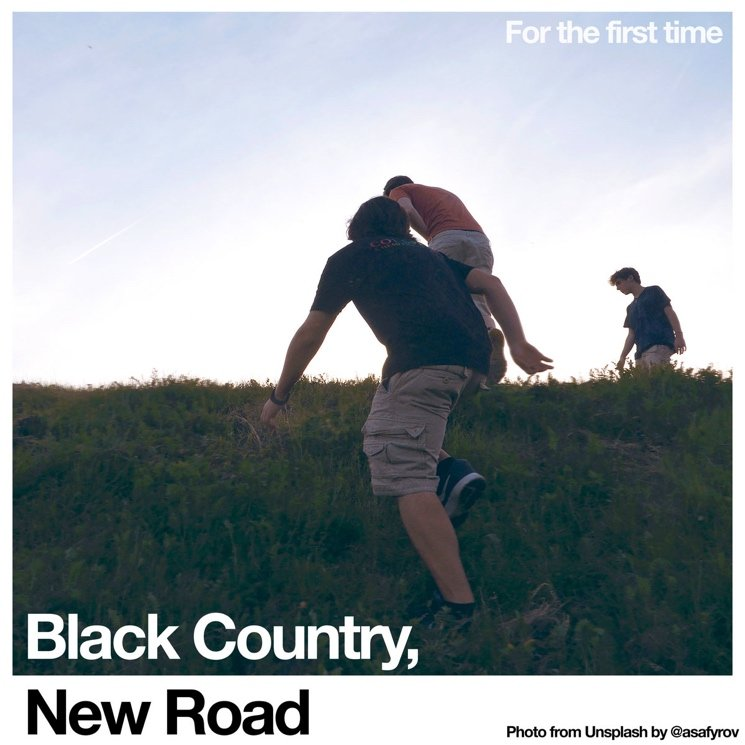 Black Country, New Road Live Up to the Hype on 'For the first time'