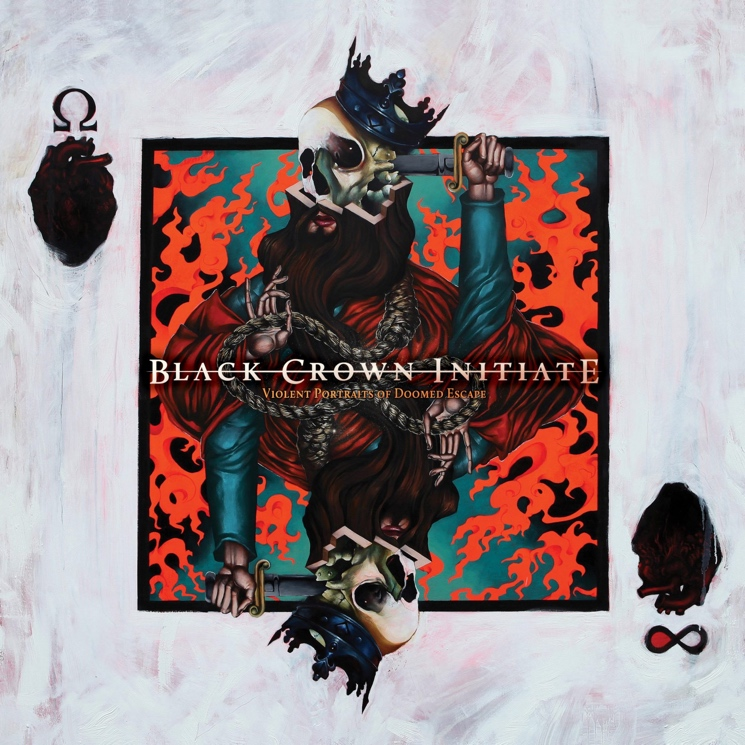 Black Crown Initiate's 'Violent Portraits of Doomed Escape' Is an Extreme Metal Triumph