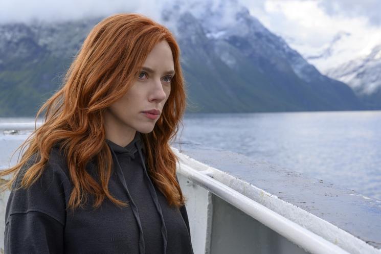 Scarlett Johansson Is Now Suing Disney over 'Black Widow' Streaming on Disney+