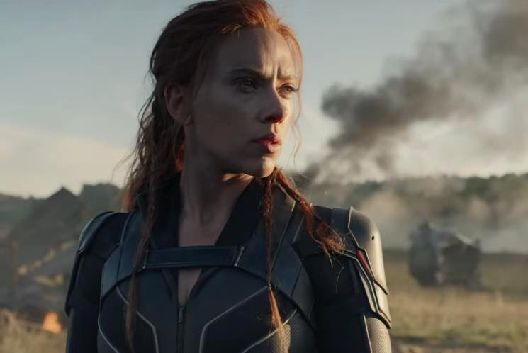 ​Watch Scarlett Johansson in the First 'Black Widow' Trailer