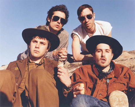 "Black Lips ""Modern Art"" (video)"