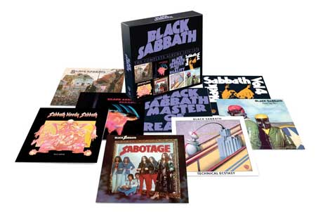 Black Sabbath to Release 'The Complete Albums: 1970-1978' Box Set