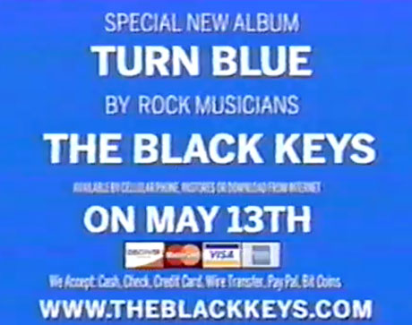 The Black Keys Announce 'Turn Blue' Album via Hypnotic Trailer