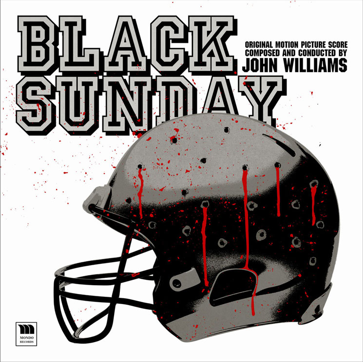 Mondo Announces Super Bowl Weekend Release of John Williams' 'Black Sunday'